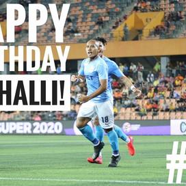 Happy Birthday, Mahalli!