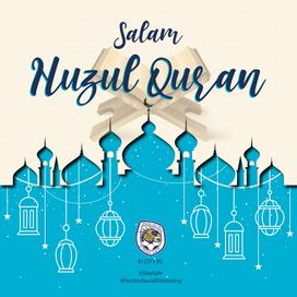 Salam Nuzul Quran!