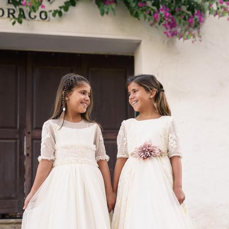 Leonor y Victoria