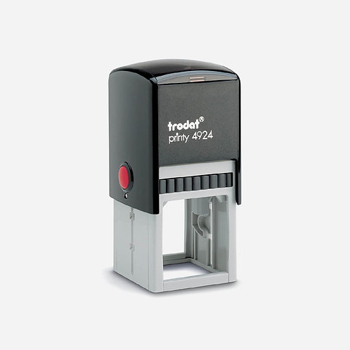 Trodat Self-Inking custom stamp Circle 40mm