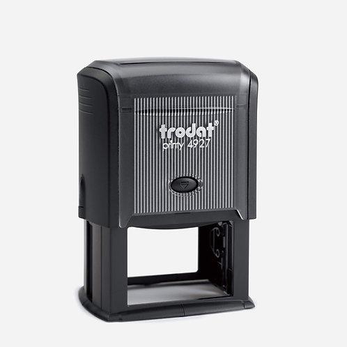 Trodat Self-Inking custom stamp 40x60mm