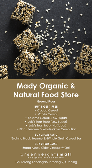 Mady Organic & Natural Food Store