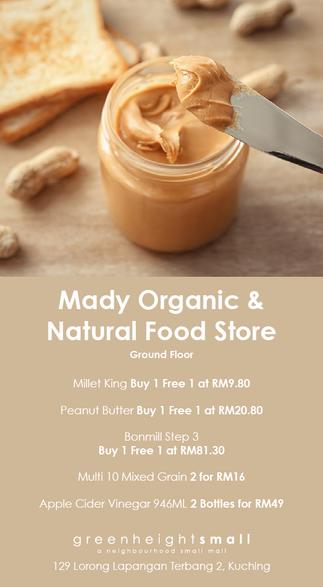 Mady Organic & Natural Food Store
