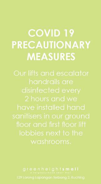 Covid19 Precautionary Measures