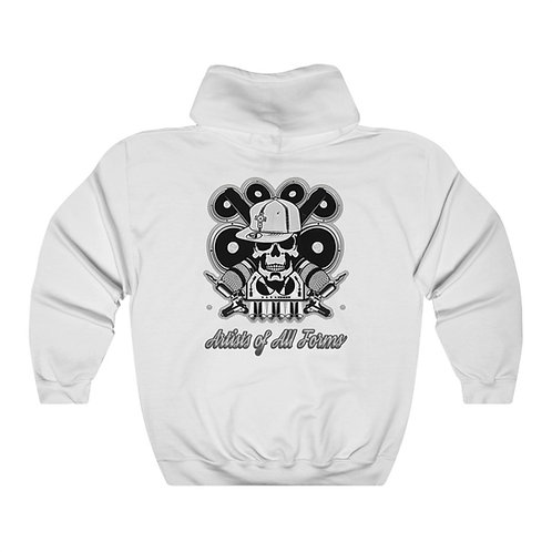 Artists Of All Forms Hooded Sweatshirt
