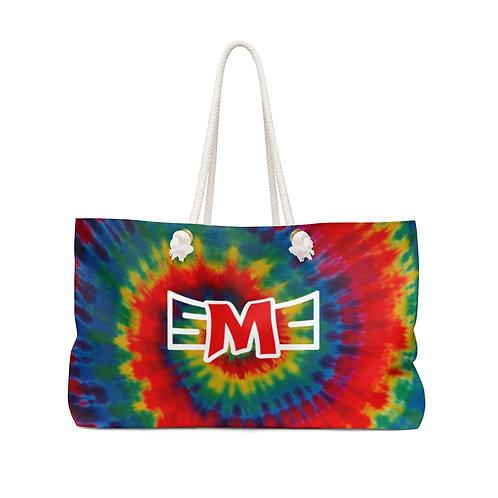 SMC Tie Dye Weekender Bag