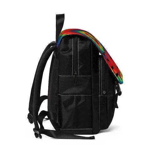 SMC Tie Dye Casual Shoulder Backpack