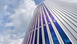 Fassaden folieren mit Solarfolie