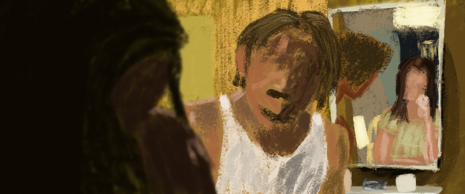 No Country For Old Men Color Key