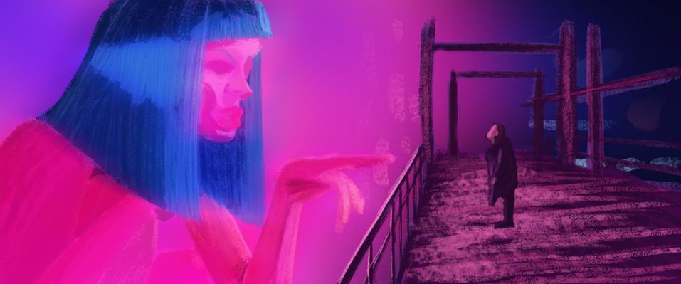 Blade Runner 2049 Color Key 003