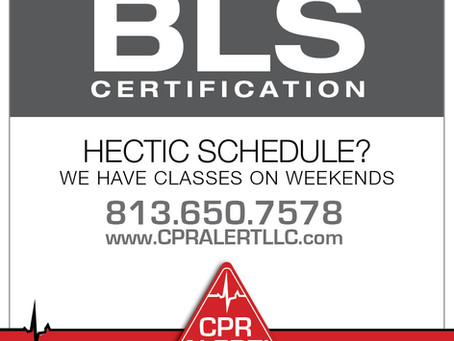 BLS Training on Weekends