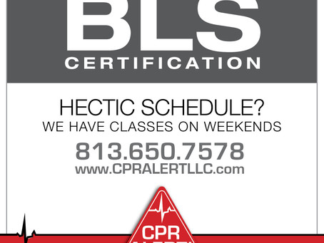 Upcoming BLS course March 22