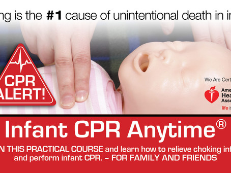 Infant CPR Anytime® Course