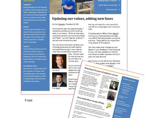 Traditional Newsletters