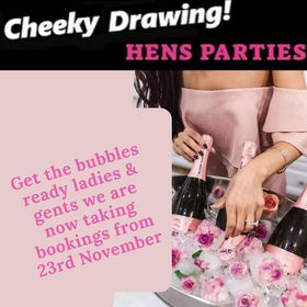 Hens Parties bookings start again as we soon enter Stage 4