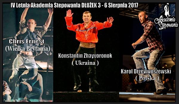 Letnia Akademia Stepowania 2017