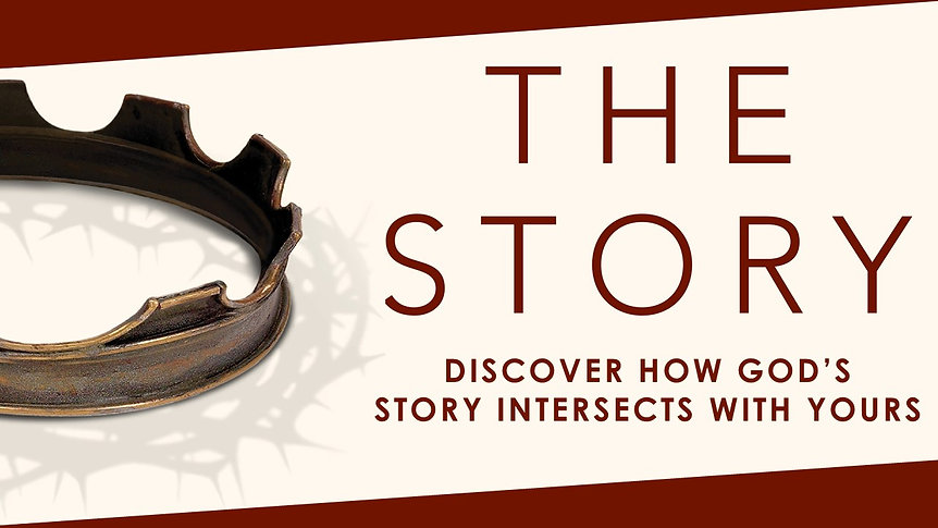 Discover How God's Story Intersects with