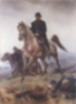 Colonel Laessoe Battle of Isted