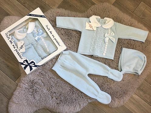 Baby Spanish set  blue