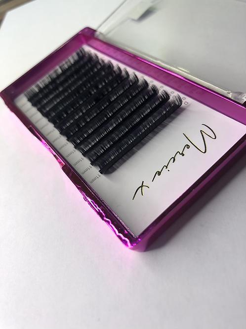 3D Faux mink vegan Semi permanent lashes