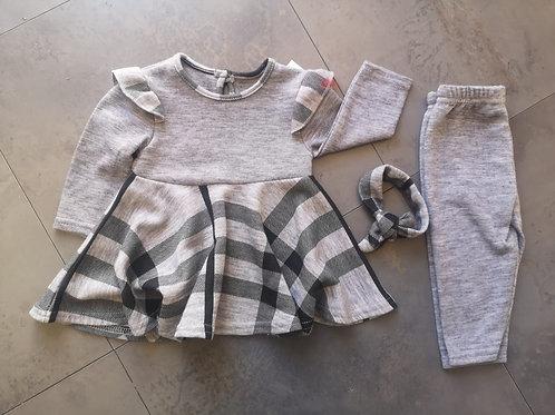 3pc baby legging set