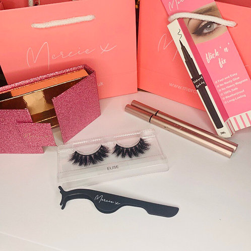 Mercie X Lash Gift Set
