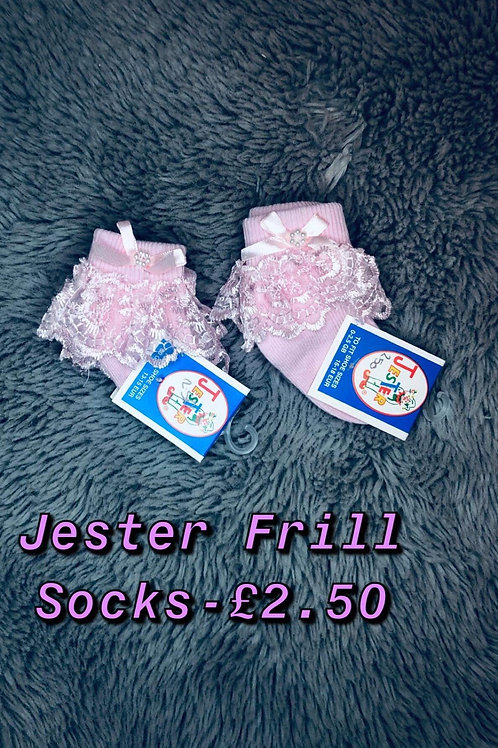 Jester frill socks