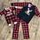 Thumbnail: Baby Christmas jumpsuit