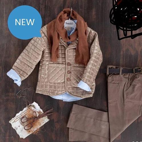 Boys Coat Set
