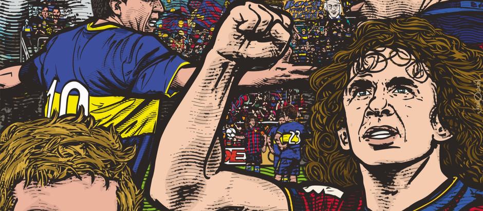 BOCA '00 v. BARCELONA '09