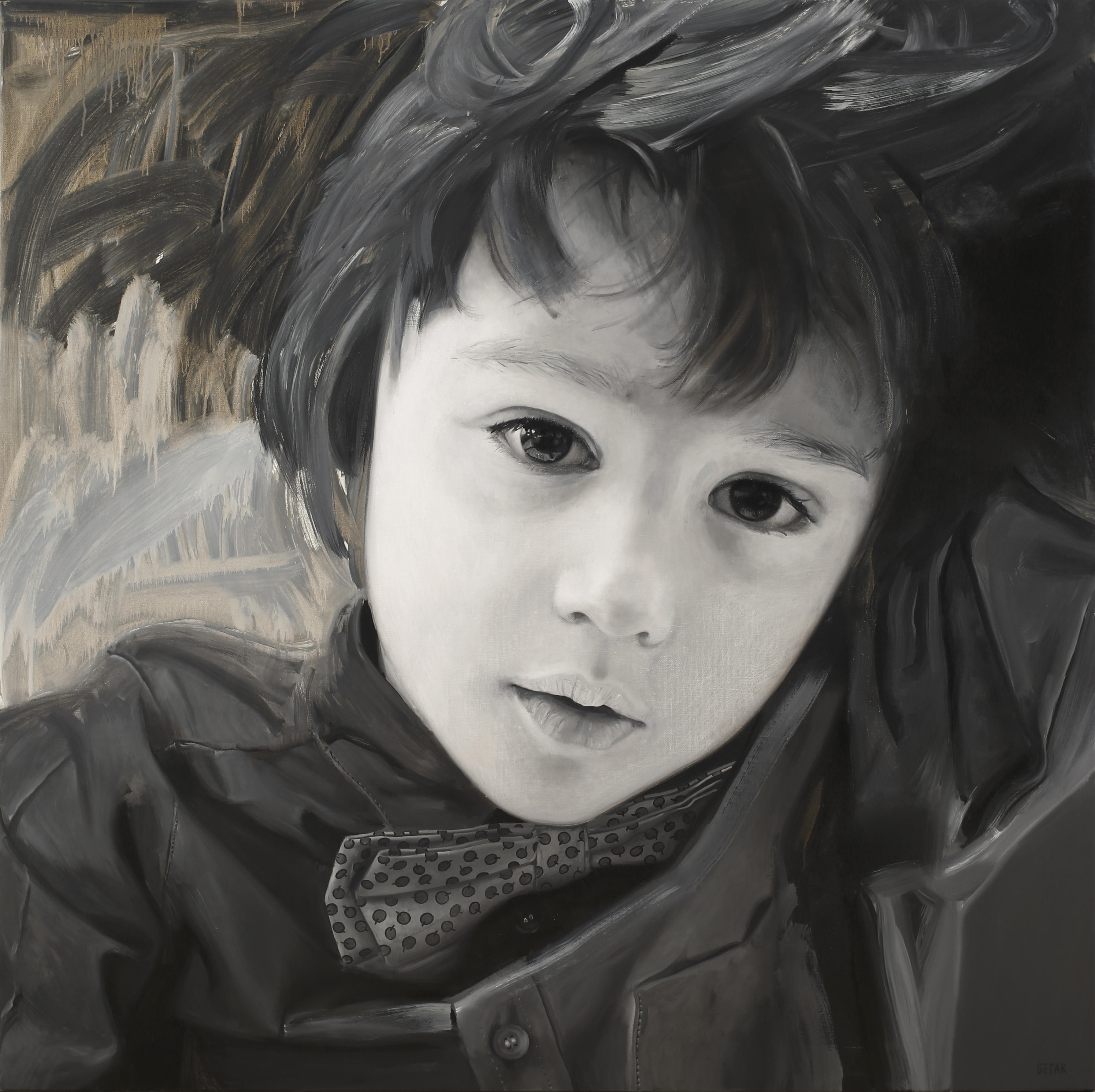 Мужской портрет №6