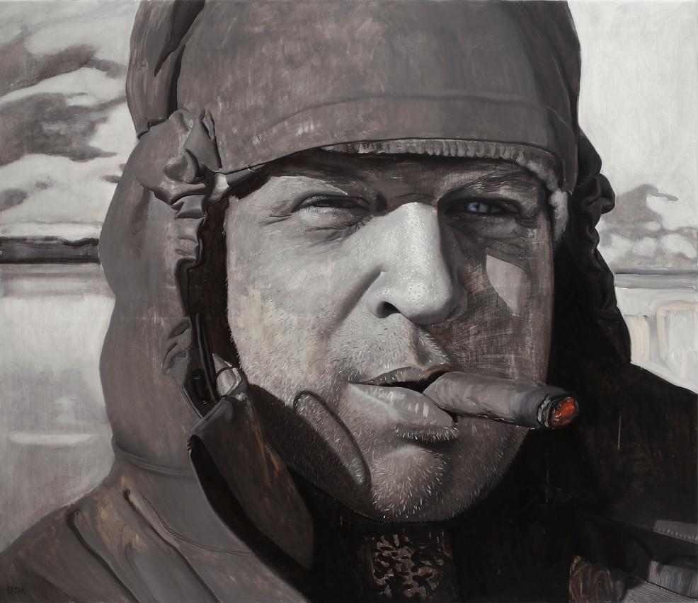 Man's portrait № 1