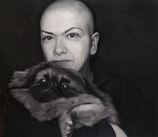 Woman's portrait №1