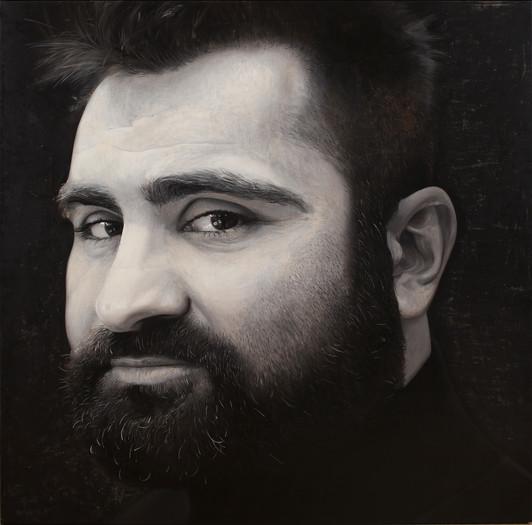 Man's portrait №5