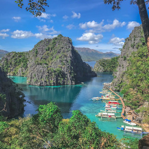 3D2N Coron Package - 5,400/Persons