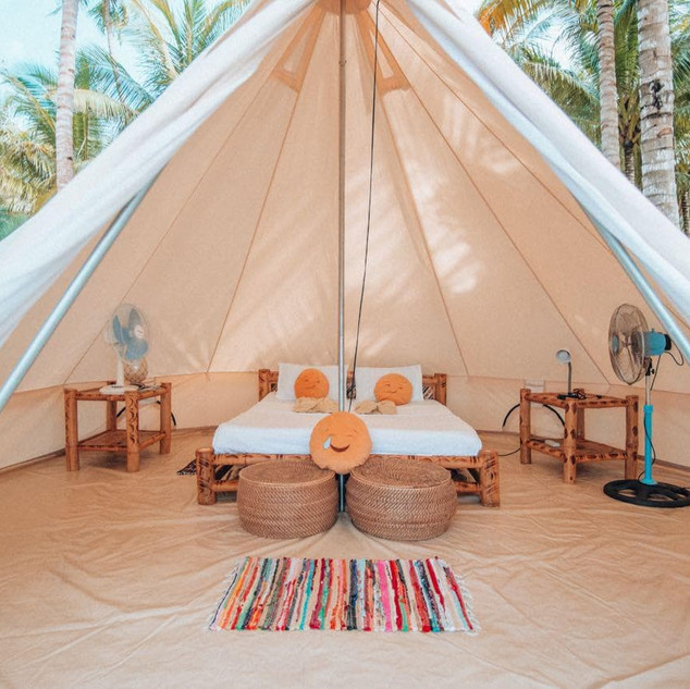 Glamping in Siquijor