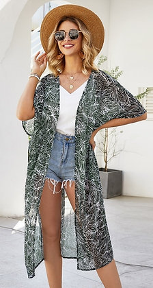 Easy Breezy Long Kimono