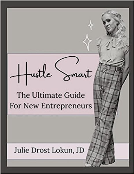 Are you looking to take a great idea and make it a thriving business?  Hustle Smart walks you through the steps of preparing and launching your new business
