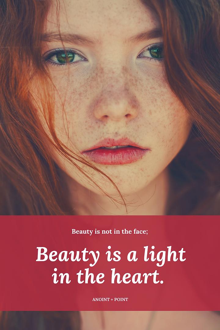 Beauty Is A Light