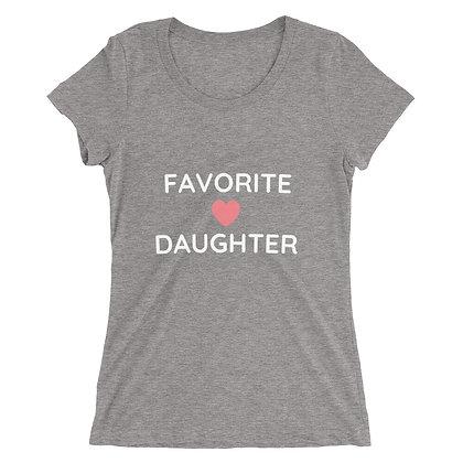 Favorite Daughter Ladies' short sleeve t-shirt