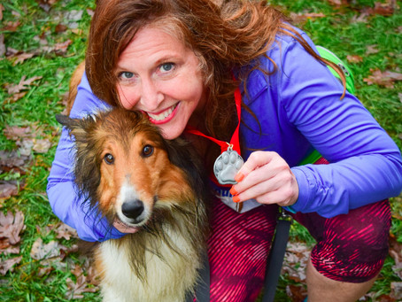 Why running with my dog is the most rewarding thing I have ever done