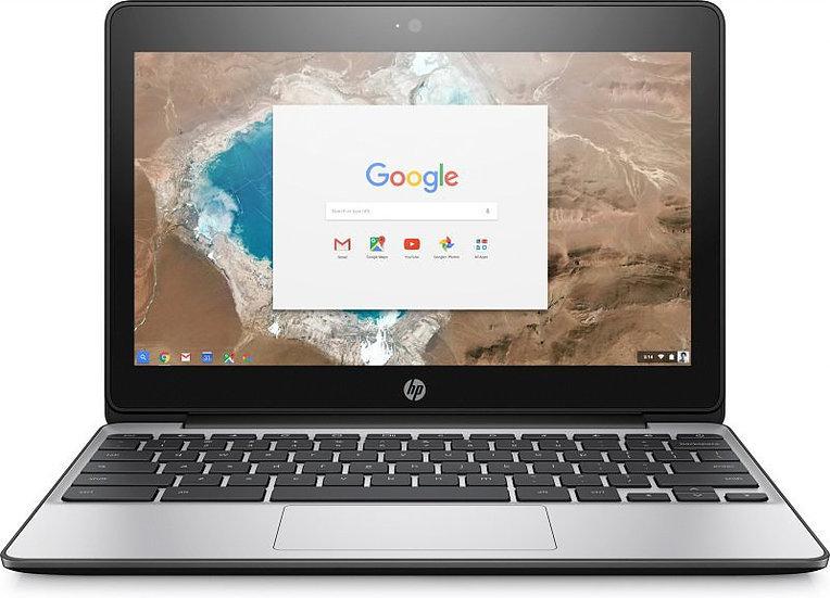 HP Chromebook 11 G5, Intel Celeron N3060 1.6GHz, 4GB RAM, 16GB HDMI Webcam