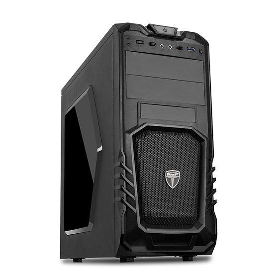 Storm Gaming PC Quad Core 3.1GHz 8GB RAM 120GB SSD Windows 10 Computer