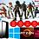 Thumbnail: AMD Ryzen 3 2200G Quad Core RX Vega 8 Blue LED Gaming PC