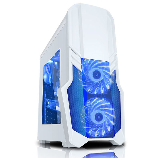 Vault G Force i7 7700K Windows 10 4GB Graphics Gaming RGB Computer