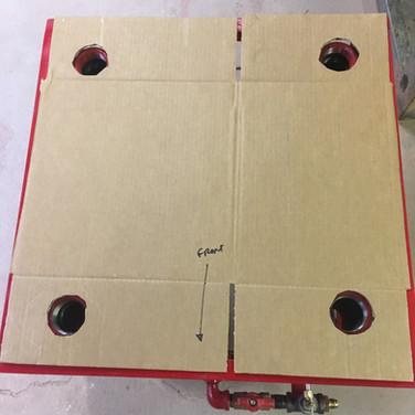 Cardboard Template Check
