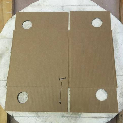 Layout Holes
