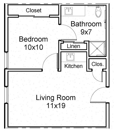 WGAL Room Layout