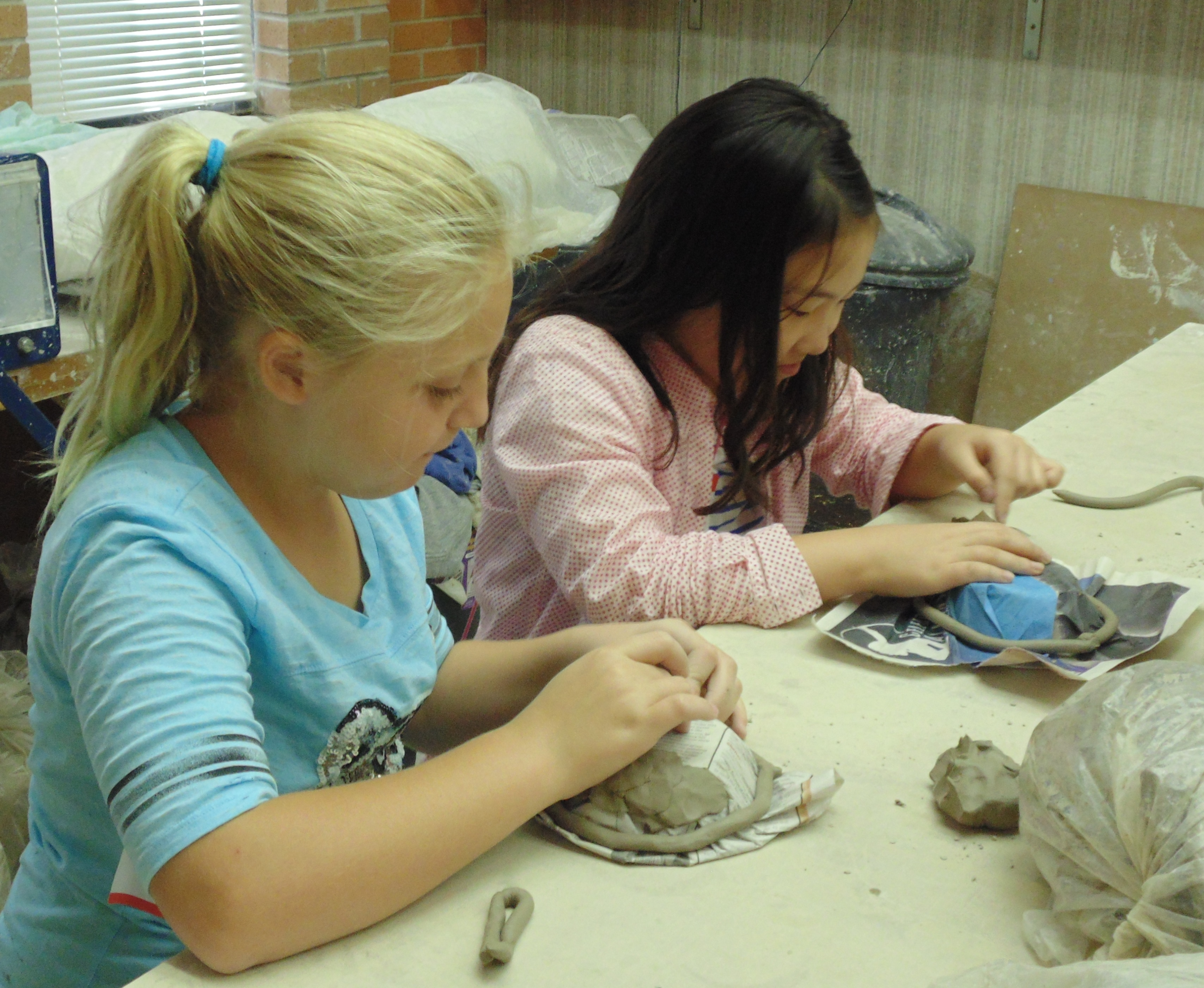 Pottery Lab