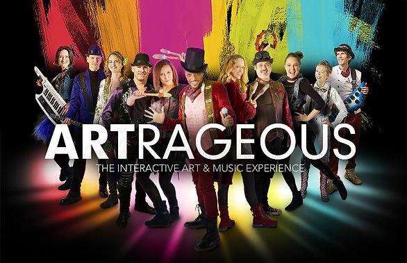 Artrageous Poster